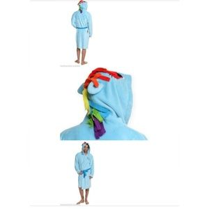 My Little Pony Rainbow Dash Fleece Robe